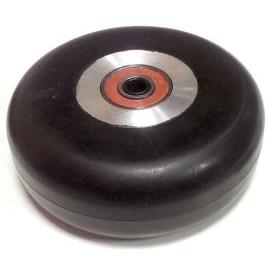 Колесо для лыжероллеров каучук 80