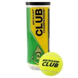 Теннисные мячи Dunlop CLUB Championship