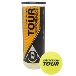Теннисные мячи Dunlop Tour Performance 3B