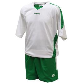 Футбольная форма NESCO FORZA white/green