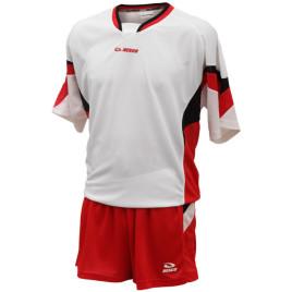 Футбольная форма NESCO NAZIONALE white/red/black