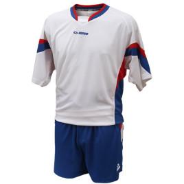 Футбольная форма NESCO NAZIONALE white/red/blue