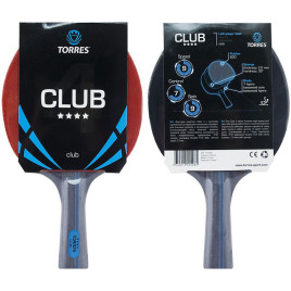 Ракетка Н/Т TORRES Club 4