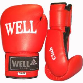 Перчатки WELL Club