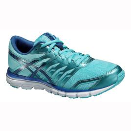 Кроссовки Asics женские Gel Zaraca 4  blue