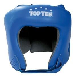 Шлем боксерский TOP TEN 4068 blue
