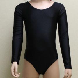 Купальник гимнастический Salix Sport 8606 черный