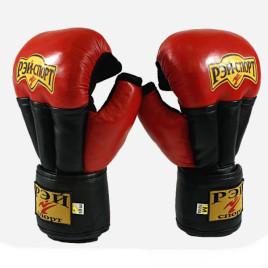 Перчатки Рей Спорт для рукопашного боя FIGHT-1 С4КХ