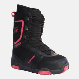 Ботинки BONZA ZOMBIE BLACK/PINK