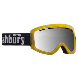 Горнолыжная маска Ashbury Warlock Yellow