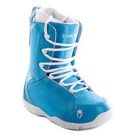 Ботинки SNOWJAM GLOW STICK NAVY