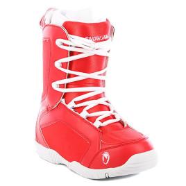 Ботинки SNOWJAM GLOW STICK RED