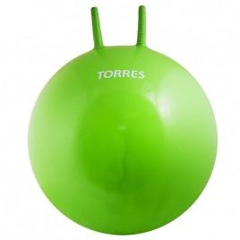 Мяч-попрыгун с ручками Torres 65 см