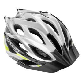 Шлем Kellys Dynamic wht/lime