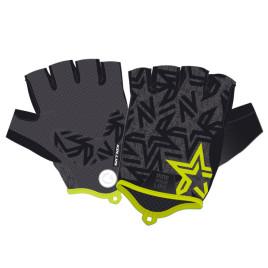 Велоперчатки Kellys Impulse blk/lime