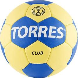 Мяч гандбольный Torres Club p2