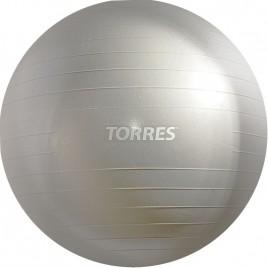Мяч гимнастический Torres 75 см