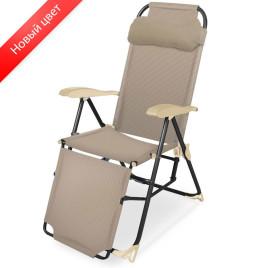 Кресло-шезлонг с подножкой К3