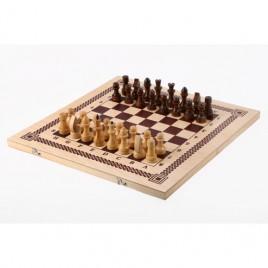 Игра Три в одном (нарды, шашки, шахматы)