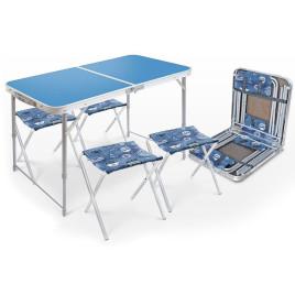 Набор ССТ-К2 Стол и 4 стула