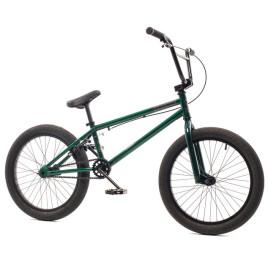 Велосипед BMX CODE BIKES SAW 2017 GREEN
