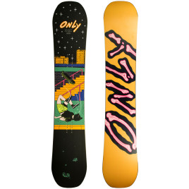 СНОУБОРД ONLY SNOWBOARDS DRUFF STUFF 155