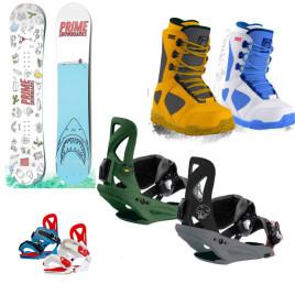 Комплекты Prime Snowboards