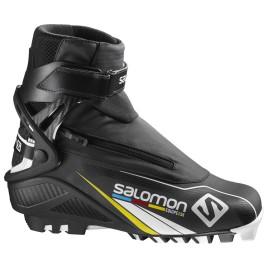 Ботинки лыжные  Salomon EQUIPE 8 SKATE PILOT 2018