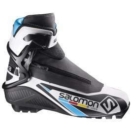 Ботинки лыжные  Salomon RS CARBON PILOT 2018