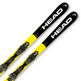 Горные лыжи HEAD i.Shape Ti AB + Крепления PR 10