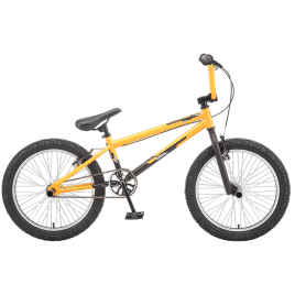 Велосипед BMX TechTeam Jump yellow