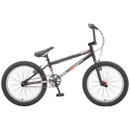 Велосипед BMX TechTeam Jump black