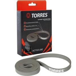 Эспандер латексная петля Torres усилие 25 кг