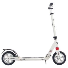 Самокат АTEOX PRIME 300 с надувными колесами white