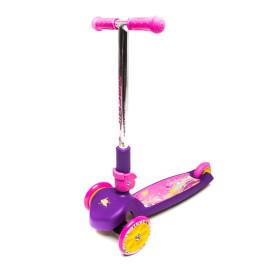 Самокат 3-колесный TechTeam Cosmic  violet