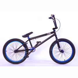 Велосипед BMX 713Bikes BLACK S