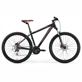 Велосипед Merida Big Seven 20 D  2019 BLK/RED