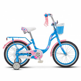 Велосипед STELS Jolly 16″ blue/rose