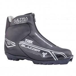 Ботинки лыжные Trek Blazzer Comfort NNN  grey