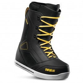 Ботинки для сноуборда THIRTYTWO 86 black-yellow