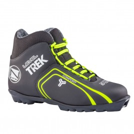 Ботинки лыжные Trek Level NNN neon