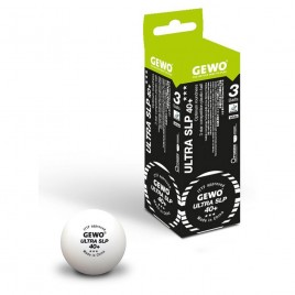 Мяч GEWO ULTRA SLP 3*** 40+ 3 шт.