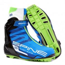 Ботинки лыжные NNN SPINE Concept Skate Pro