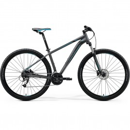 Велосипед Merida BIG.NINE 40-D blue/black 2020