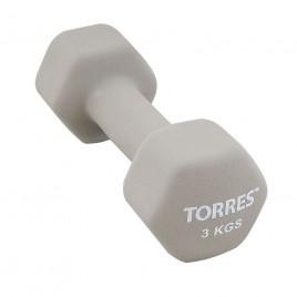 Гантели Torres 3.0 кг (пара)
