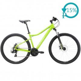 Велосипед Merida MATTS 7 10-MD green 2020