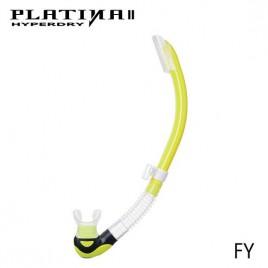 Трубка TUSA SP-170 PLATINA II HYPERDRY FY