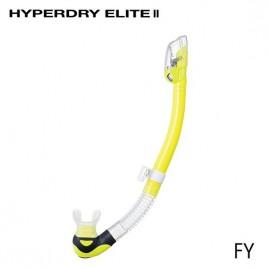 Трубка TUSA SP0101 HYPERDRY ELITE II FY