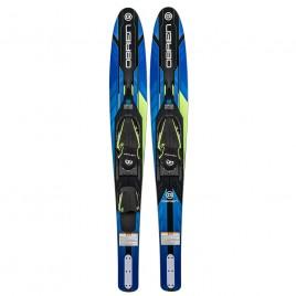 Лыжи парные прогулочные O'Brien VORTEX BLUE