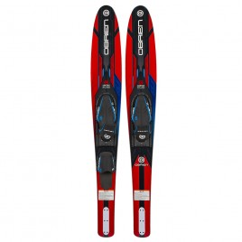 Лыжи парные прогулочные O'Brien VORTEX RED